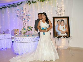 El matrimonio de Susana y Hugo