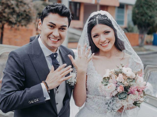 El matrimonio de Eduardo y Emily en Bogotá, Bogotá DC 2