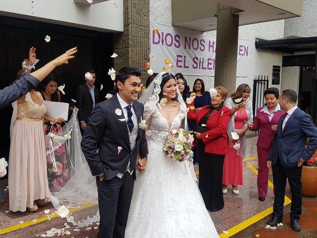 El matrimonio de Eduardo y Emily en Bogotá, Bogotá DC 6