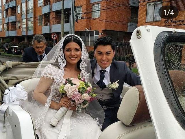 El matrimonio de Eduardo y Emily en Bogotá, Bogotá DC 7
