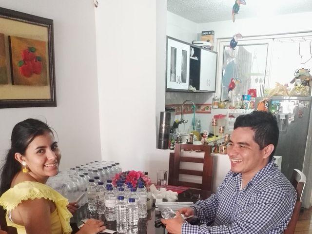 El matrimonio de Michael Alejandro  y María Fernanda  en Ibagué, Tolima 3