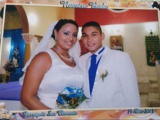 El matrimonio de Viviana y Jonathan 2