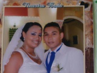 El matrimonio de Viviana y Jonathan 3
