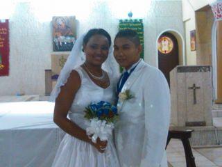 El matrimonio de Viviana y Jonathan
