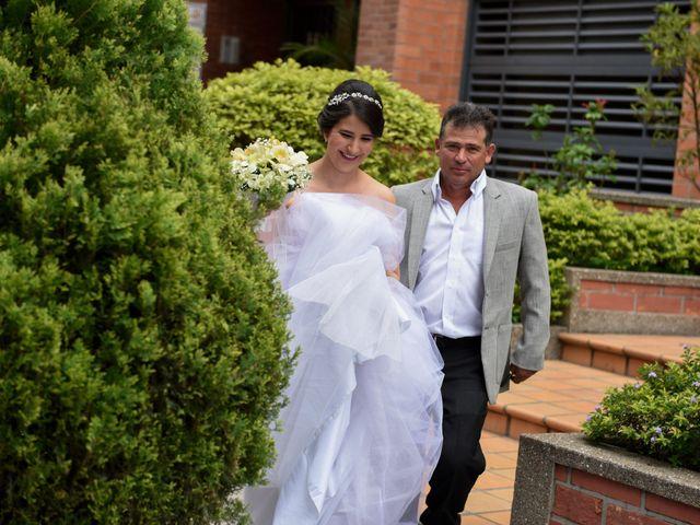 El matrimonio de Pedro y Natalia en Medellín, Antioquia 9