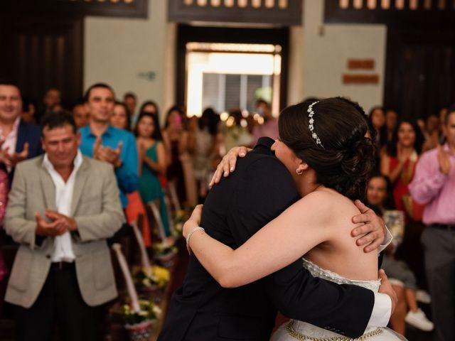 El matrimonio de Pedro y Natalia en Medellín, Antioquia 16