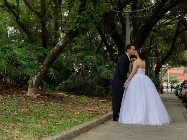 El matrimonio de Pedro y Natalia en Medellín, Antioquia 29