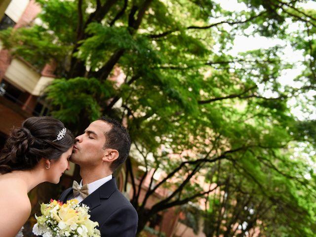 El matrimonio de Pedro y Natalia en Medellín, Antioquia 1
