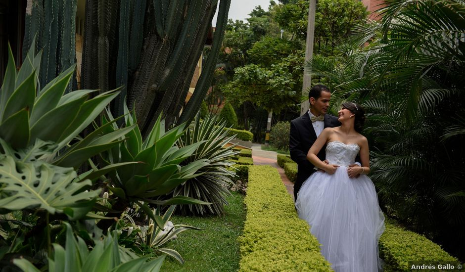 El matrimonio de Pedro y Natalia en Medellín, Antioquia