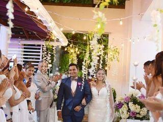 El matrimonio de Maritza y Mauricio 1
