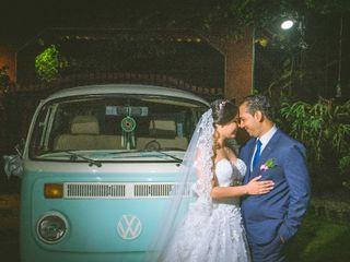 El matrimonio de Lizeth  y Luis