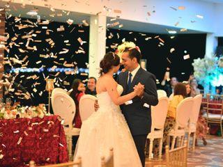 El matrimonio de Lizeth  y Luis  3