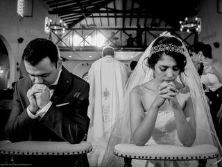 El matrimonio de Mariana y Juan Diego