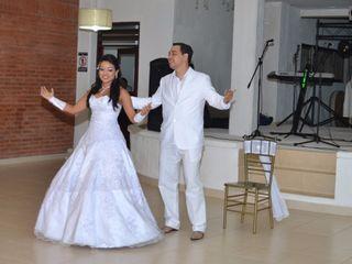 El matrimonio de Mayda Liliana y Juan Pablo
