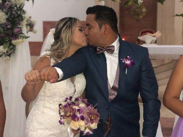 El matrimonio de Maritza y Mauricio