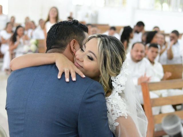 El matrimonio de Mauricio y Maritza en Montería, Córdoba 2