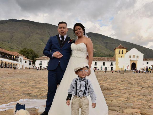 El matrimonio de Carolina y Armando