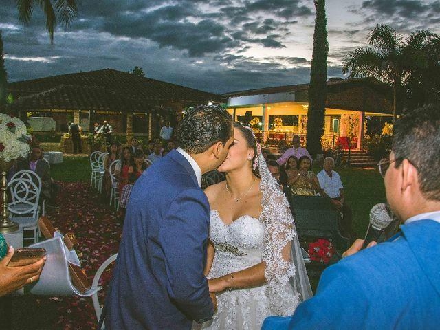 El matrimonio de Luis  y Lizeth  en Palmira, Valle del Cauca 8