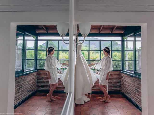 El matrimonio de Juan Diego y Mariana en Medellín, Antioquia 8