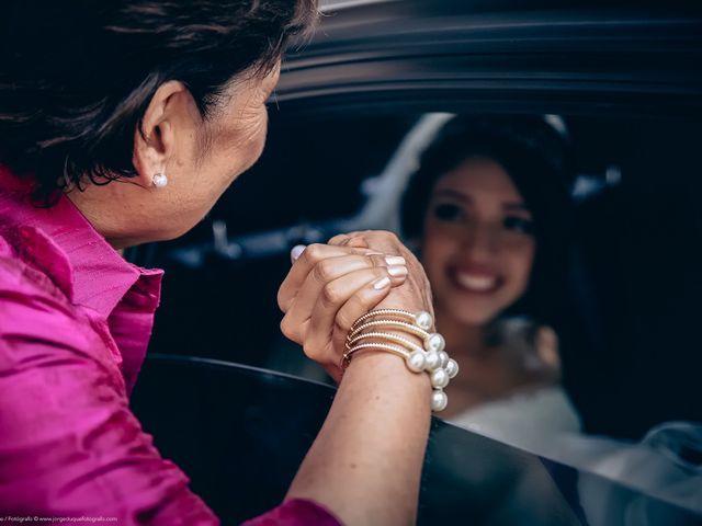 El matrimonio de Juan Diego y Mariana en Medellín, Antioquia 17