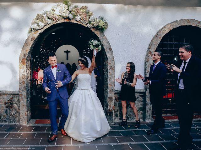 El matrimonio de Juan Diego y Mariana en Medellín, Antioquia 31