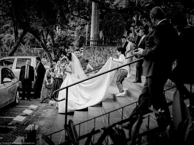 El matrimonio de Juan Diego y Mariana en Medellín, Antioquia 34