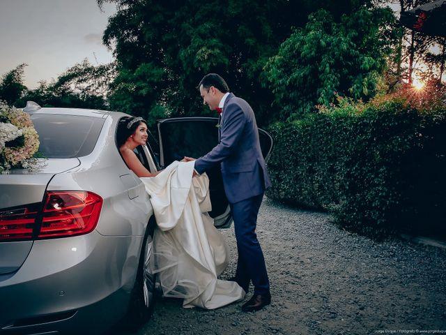 El matrimonio de Juan Diego y Mariana en Medellín, Antioquia 36
