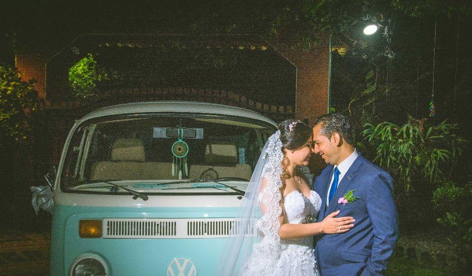 El matrimonio de Luis  y Lizeth  en Palmira, Valle del Cauca