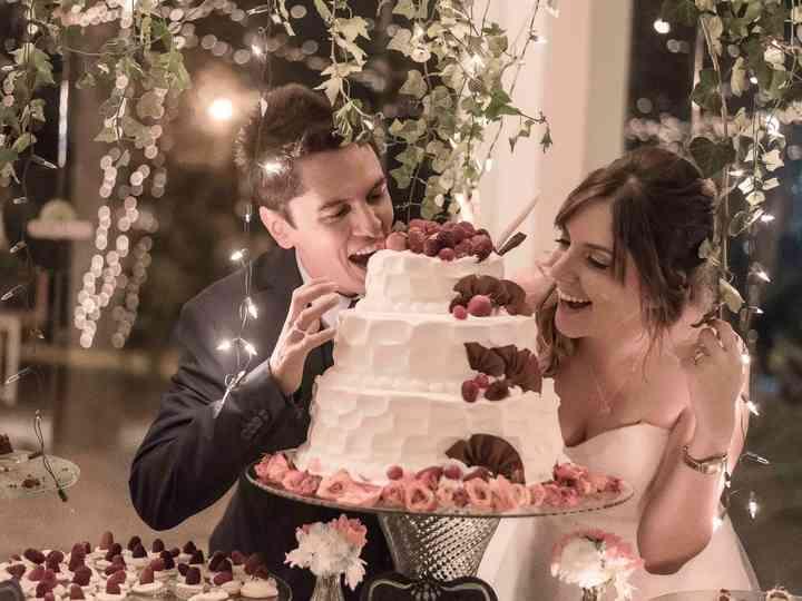 El matrimonio de Fernanda y Camilo