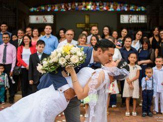 El matrimonio de Angie y Edwin 2