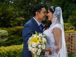El matrimonio de Angie y Edwin 3