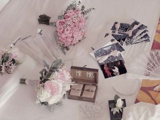 El matrimonio de Andrea y Jamie 1