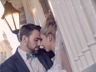 El matrimonio de Andrea y Jamie