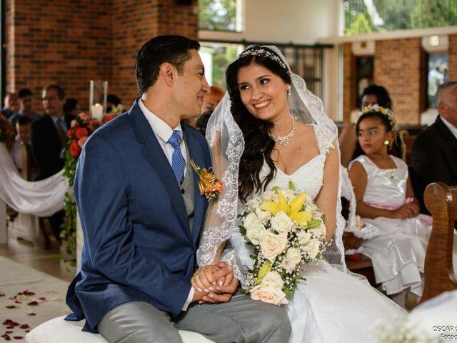 El matrimonio de Edwin y Angie en Ibagué, Tolima 2