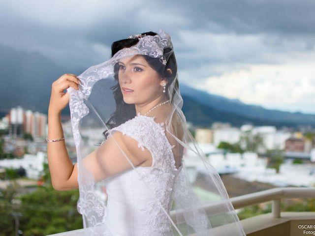 El matrimonio de Edwin y Angie en Ibagué, Tolima 5