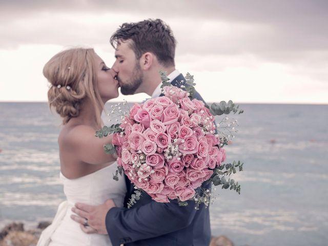 El matrimonio de Jamie y Andrea en Cartagena, Bolívar 9