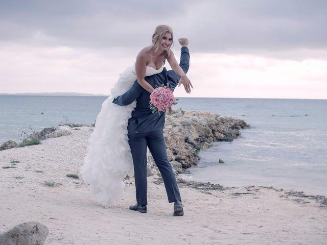El matrimonio de Jamie y Andrea en Cartagena, Bolívar 10