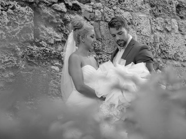 El matrimonio de Jamie y Andrea en Cartagena, Bolívar 24