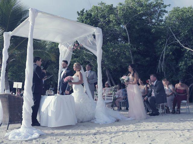 El matrimonio de Jamie y Andrea en Cartagena, Bolívar 7