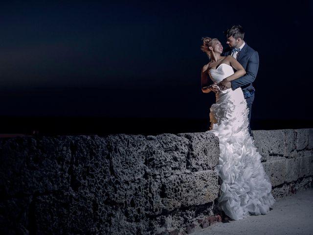 El matrimonio de Jamie y Andrea en Cartagena, Bolívar 25
