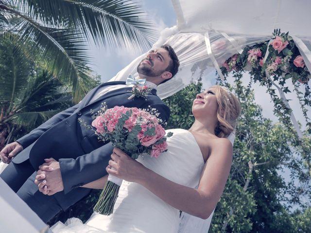 El matrimonio de Jamie y Andrea en Cartagena, Bolívar 8
