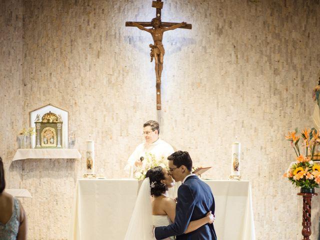 El matrimonio de Carlos  y Ana Gabriela  en Bogotá, Bogotá DC 8