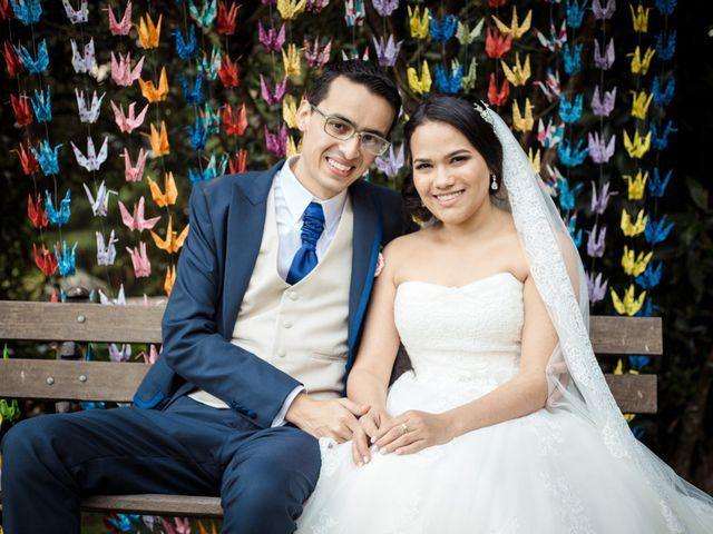 El matrimonio de Carlos  y Ana Gabriela  en Bogotá, Bogotá DC 10