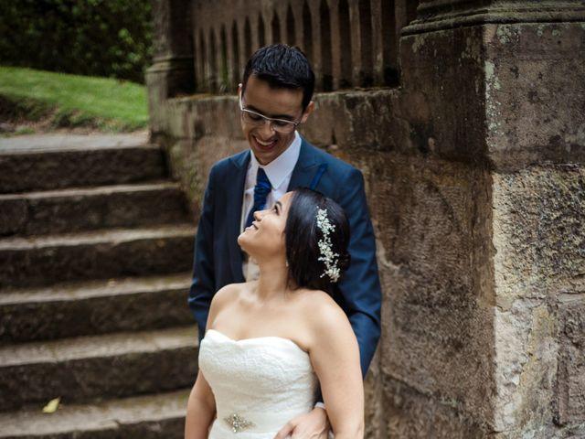 El matrimonio de Carlos  y Ana Gabriela  en Bogotá, Bogotá DC 13