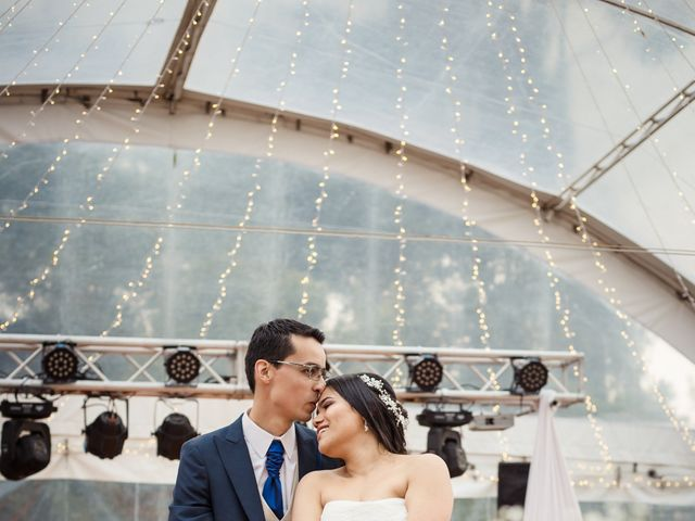 El matrimonio de Carlos  y Ana Gabriela  en Bogotá, Bogotá DC 14