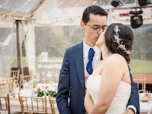 El matrimonio de Carlos  y Ana Gabriela  en Bogotá, Bogotá DC 15