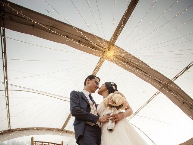 El matrimonio de Carlos  y Ana Gabriela  en Bogotá, Bogotá DC 17