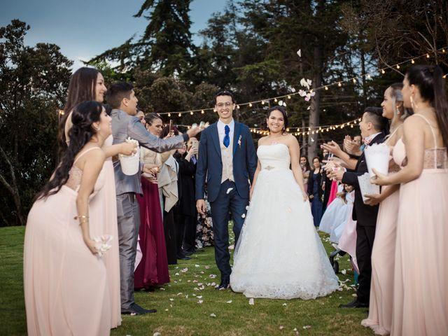El matrimonio de Carlos  y Ana Gabriela  en Bogotá, Bogotá DC 19