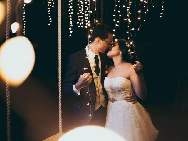 El matrimonio de Ana Gabriela  y Carlos