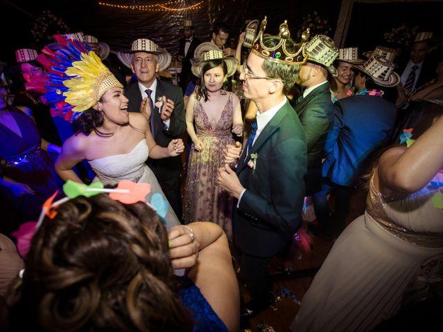El matrimonio de Carlos  y Ana Gabriela  en Bogotá, Bogotá DC 24